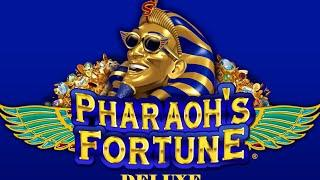 Pharaoh's Fortune Deluxe Free Spins Live Play & Big Wins and big multipliers