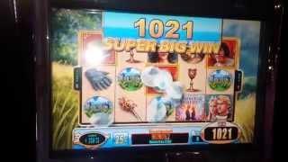 **SUPER BIG WIN!** Princess Bride Slot Machine - 25c DENOM