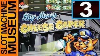 BIG MONEY CHEESE CAPER (WMS)  - [Slot Museum] ~ Slot Machine Review