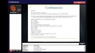 Poker Combinatorics