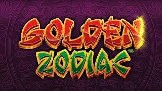 Gold Stacks: Golden Zodiac Slot - $6.80 Max Bet - BONUS, YES!!!