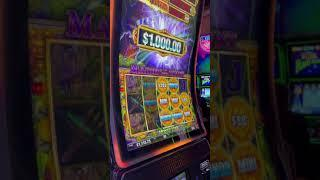 5 Minor Jackpots on One Spin!!!
