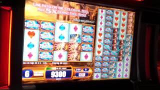 Van Helsing slot bonus round Max Bet