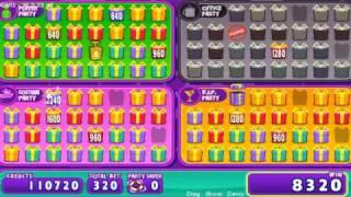 Jackpot Block Party Bonus From JACKPOT BLOCK PARTY®, An I•PLAY™ Slot By WMS
