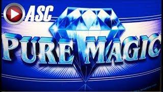 •PURE MAGIC & THAILAND FANTASY• NICE WINS! Slot Machine Bonus (Aristocrat)