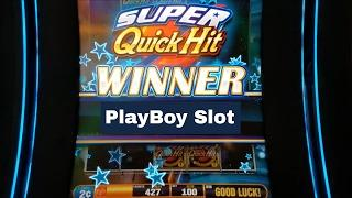 Playboy Quick Hit Slot Machine Bonus Win | Nice Game