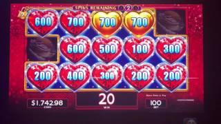 Jackpot Handpay On Lock It Link Slot Machine Full Screen Of •️'s