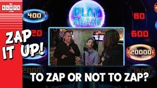 • To ZAP or NOT to Zap??? • $1500 @ Atlantis Reno • BCSlots (S. 9 • Ep. 2)
