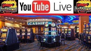 JACKPOT PARTY BLOCK PARTY • LIVE SLOT PLAY - CHAT PICKS THE BONUS!!!