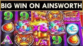 BIG WINS! THE SECOND BONUS IS ALWAYS BETTER ON EVERYTHING I PLAY! WILD, WILD PEARL, TWICE THE GEMS
