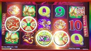 ** 4 SYMBOL TRIGGER ** SUPER BIG WIN ** TREE OF WEALTH ** SLOT LOVER **