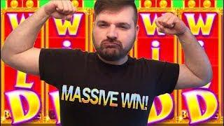 BEST COLLECTION ON YOUTUBE! MASSIVE WINS Golden Egypt Slot Machine! BIG WINS & BONUSES W/ SDGuy1234