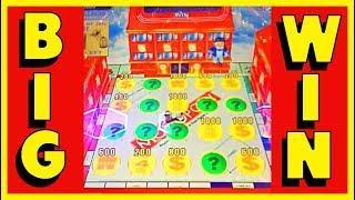 SUPER BIG WIN! I LOVE MONOPOLY AND IT LOVES ME!! Slot Machines Pokies Bonus Video