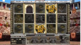 Gladiator Progressive Jackpot Slot Review (Playtech)