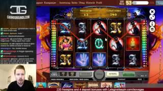 Thursday casino and slots, maybe some Merkur? :D