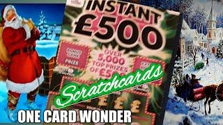 It's..INSTANT £500 Scratchcard..nightly game..we have others coming