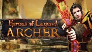 BIG WINS & EVERY FEATURE on HEROES OF LEGEND ARCHER SLOT POKIE BONUSES - PECHANGA CASINO