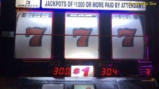 BLAZING 7s [$1 Slot] [Max Bet] [Big Win] [Slot Machine] [San Manuel Casino] [アカフジ] [カジノ]