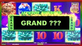 ** JACKPOT HANDPAY ** GRAND PROGRESSIVE ** JACKPOT BOOST ** SLOT LOVER **