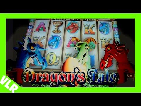DRAGON'S TALE - Slot Machine LIVE PLAY & BONUSES - Freeplay Friday 67