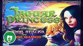 Jaguar Princess slot machine, bonus