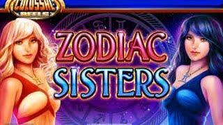 ZODIAC SISTERS SLOT MACHINE FREE SPINS BONUS - Winstar World Casino