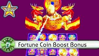 ⋆ Slots ⋆️ New - Fortune Coin Boost slot machine, Bonus