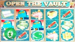 Open the Vault, a classic slot machine