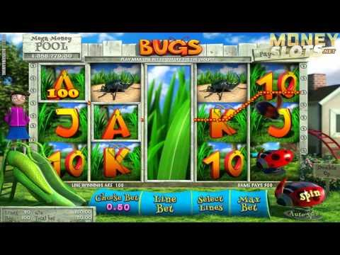Bugs Video Slots Review | MoneySlots net