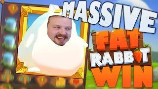 FAT WIN IN FAT RABBIT!