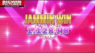 Jammin Jars Slot - HUGE MEGA WIN!