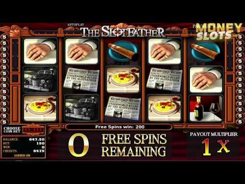 The Slotfather Video Slots Review | MoneySlots.net