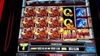 Power Gems & Rumble Bison Live play free spins