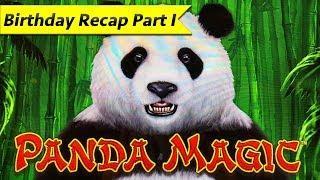 Fred's Birthday! • Happy & Prosperous • Panda Magic • Fu Dao Le •• The Slot Cats •