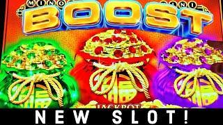 NEW SLOT! Fu Dai Lian Lian BOOST Tiger ⋆ Slots ⋆ 1st ATTEMPT was AMAZING!