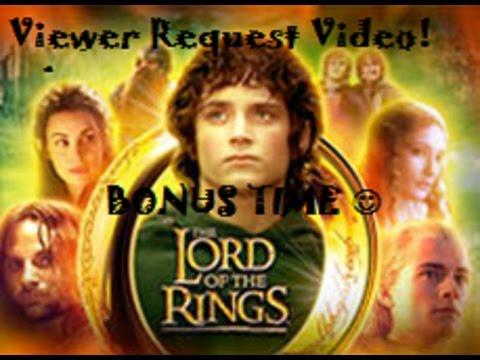 *Viewer Request* Lord of the Rings | Frodo Free Spins