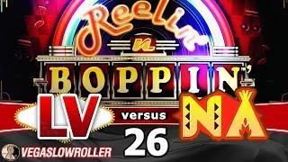 Las Vegas vs Native American Casinos Episode 26: Reelin and Boppin Slot Machine