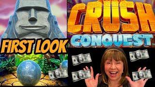 OMG! I crushed it! New Crush Conquest