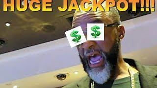 HUGE JACKPOT  HIGH LIMIT LIVE PLAY  TRIPLE DOUBLE DIAMOND  $75 MAX BET