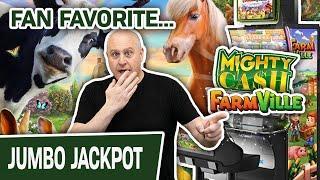 ⋆ Slots ⋆⋆ Slots ⋆ Fan Fave FARMVILLE FORTUNE: Jackpot! ⋆ Slots ⋆ Plus PLENTY More High-Limit Slot Wins