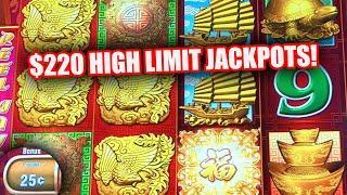 CRAZY $225 BETS & BIG JACKPOT WINS! ★ Slots ★ 88 FORTUNES ★ Slots ★ HIGH LIMIT JACKPOTS!