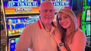 ⋆ Slots ⋆ Huge Live Casino Play From The Cosmopolitan of Las Vegas ⋆ Slots ⋆ IGT Slot Jackpot Wins!