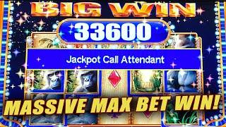 CRAZY BETS ON QUEEN OF THE WILD ★ Slots ★ JACKPOTS HANDPAYS ★ Slots ★ HIGH LIMIT SLOTS!