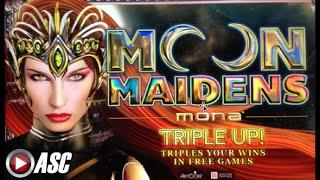*NEW* MOON MAIDENS - MONA | Aristocrat - Slot Machine Bonus