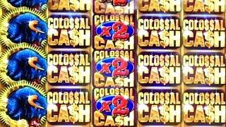 Sure, I'll Take That Full Screen Colossal Ca$h! Slot Machine Bonus Wins • Slot Traveler