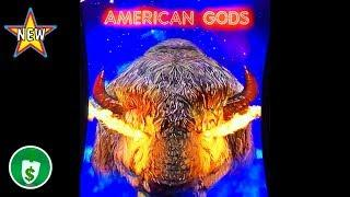 •️ New - American Gods slot machine