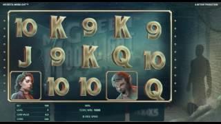 Mr Green Moonlight slots - 1,850 win!