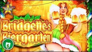 •️ New - Bridgette's Biergarten WA VLT slot machine, bonus