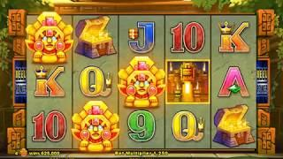 RELIC RICHES Video Slot Casino Game with a FREE SPIN BONUS
