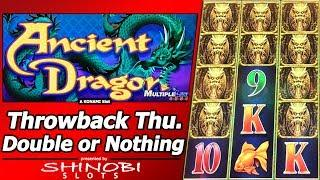 Ancient Dragon Slot - TBT Double or Nothing Live Play